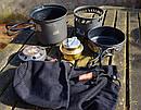 Набор для приготовления пищи с горелкой Esbit CS985NS, фото 4