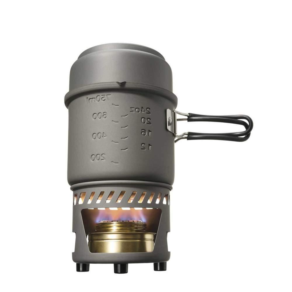 Набор для приготовления пищи с горелкой Esbit CS985NS