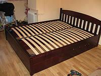 Ліжко букове1600х1900
