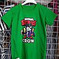 Футболка на хлопчика Brawl stars (Бравл Старс ), фото 2