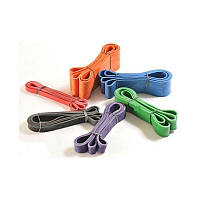 Резинка-лента сопротивления(30кг) для тренировок, эластичный жгут, эспандер, кросфит-петля