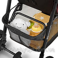 Прогулочная коляска Kinderkraft Grande Black 2020, фото 7