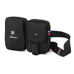 Оригінальна поясна сумка BMW M, Black, колекція 2020 (80222467758)
