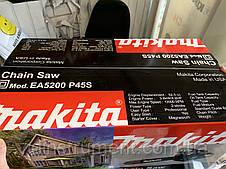 Бензиновая пила Makita EА-5200, фото 3
