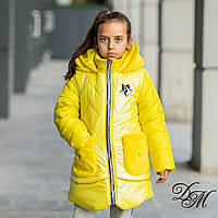 "Зимняя куртка для девочки ""Единорожек"", фото 1"