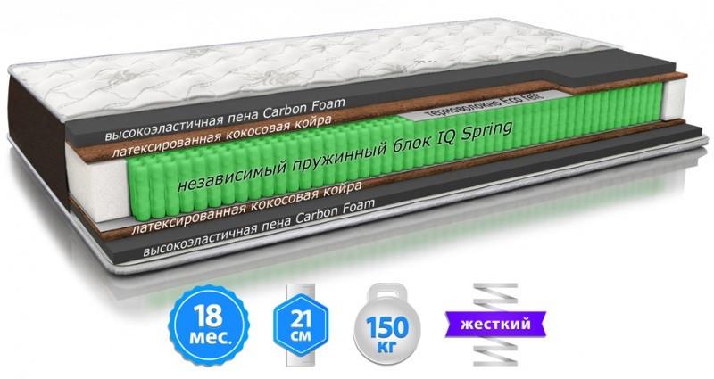 Матрас ортопедический Sleep&Fly Organic Omega