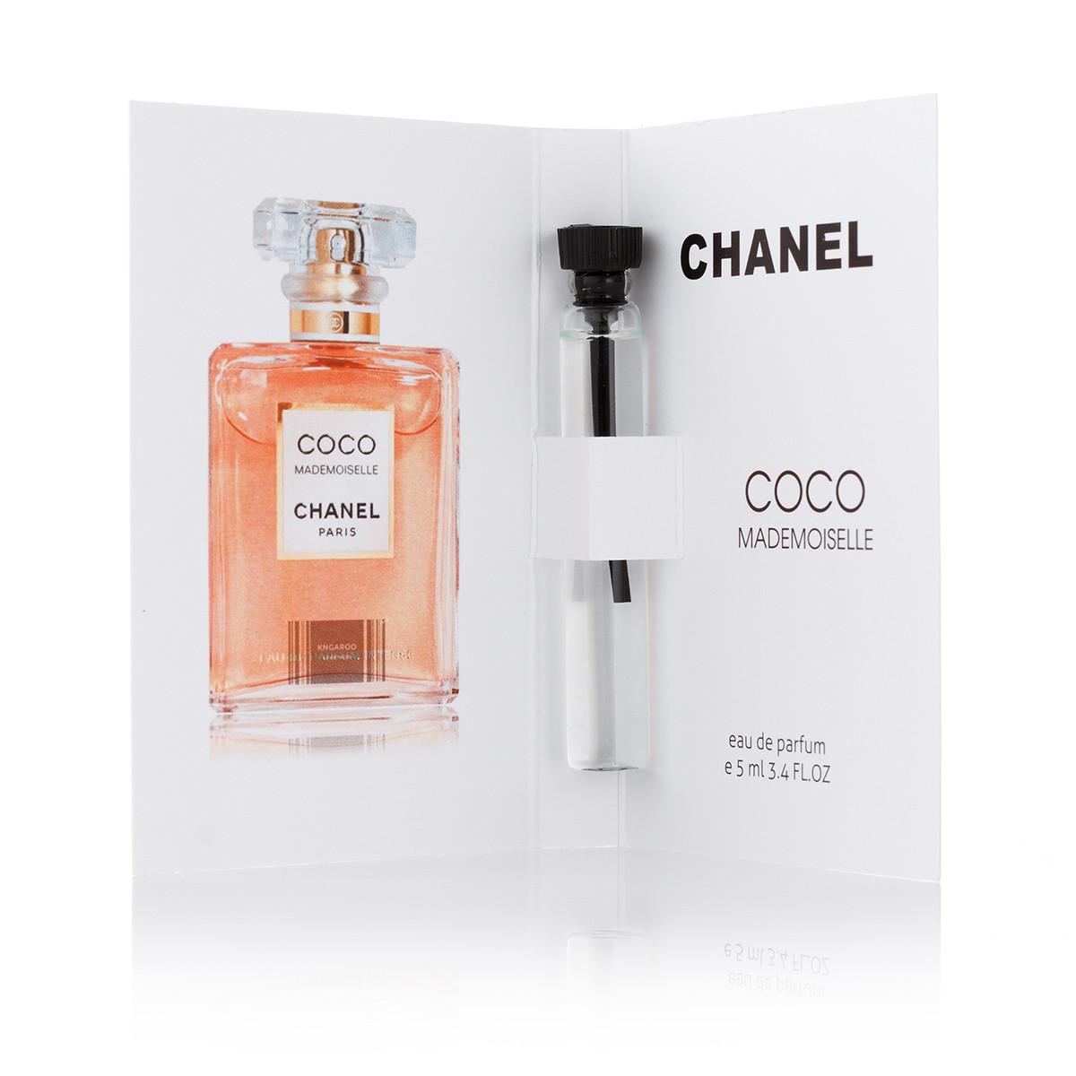 Женский парфюм Coco Chanel Mademoiselle пробник 5 ml (реплика)