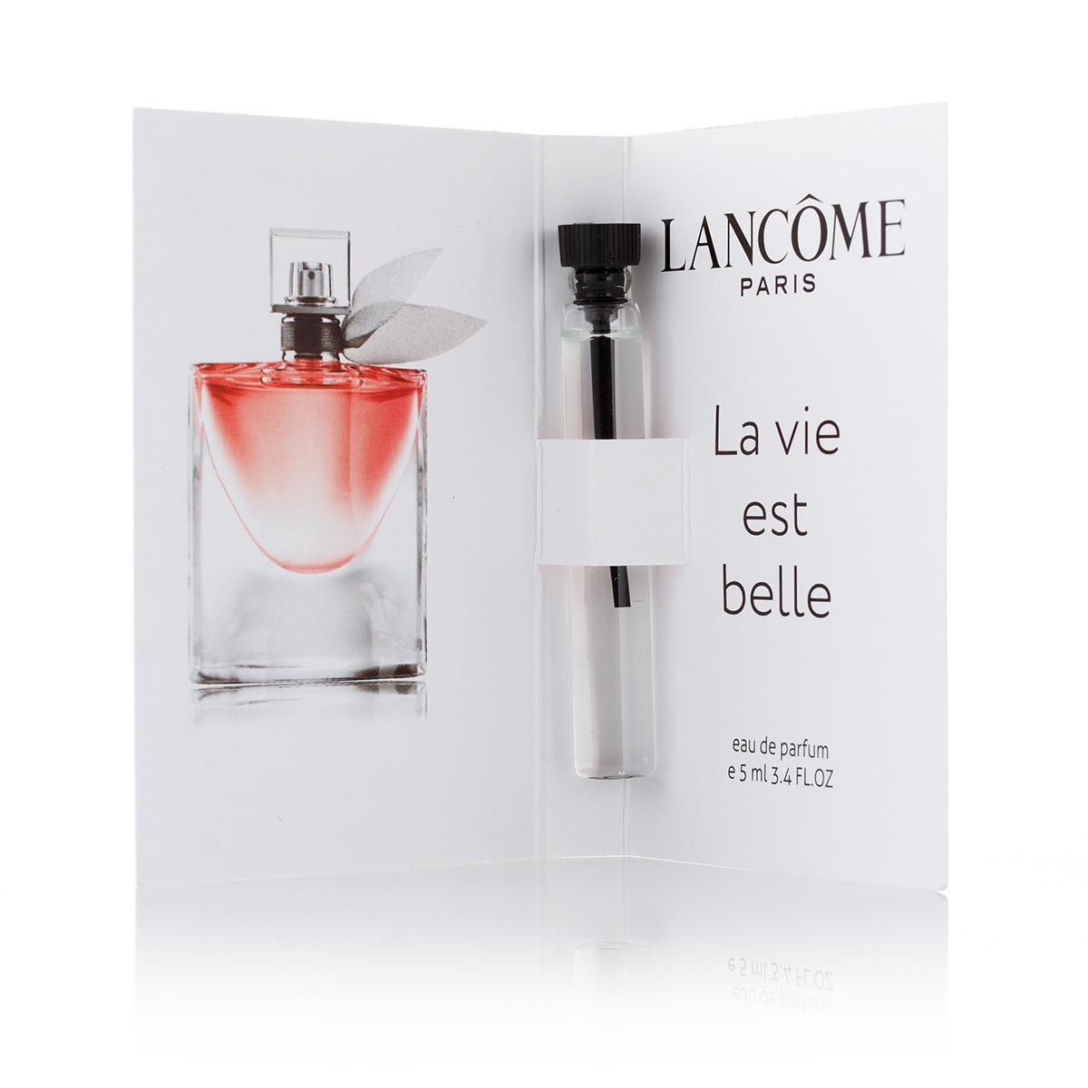 Женский парфюм La Vie Est Belle Lancome пробник 5 ml (реплика)