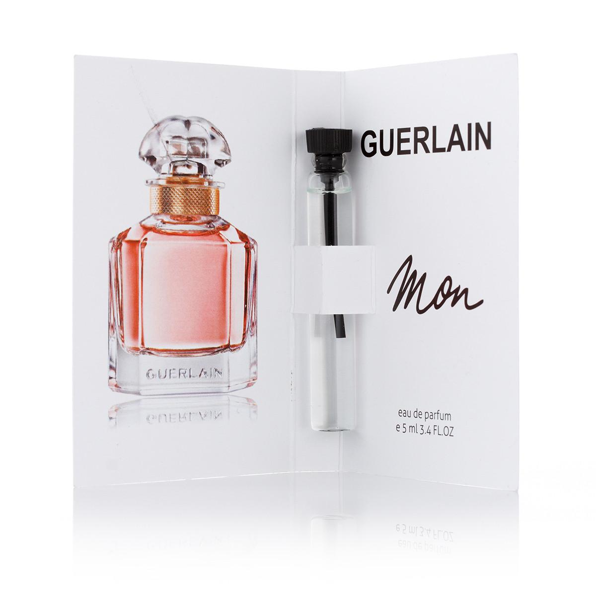Пробник женский Guerlain Mon Guerlain ( Гюрлен Мон Гюрлен) 5 мл