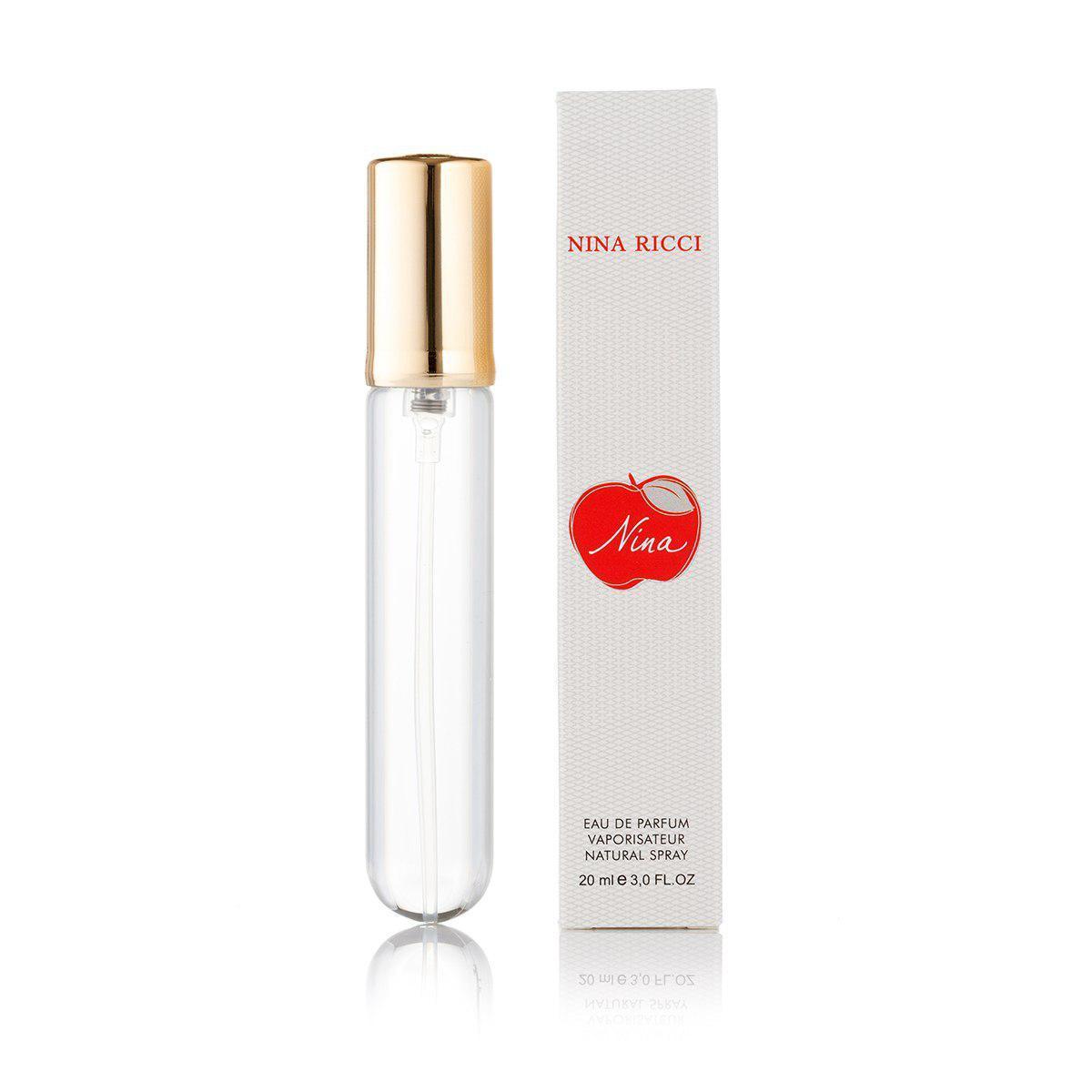 Женский минипарфюм Nina Ricci Nina 20 ml (реплика)