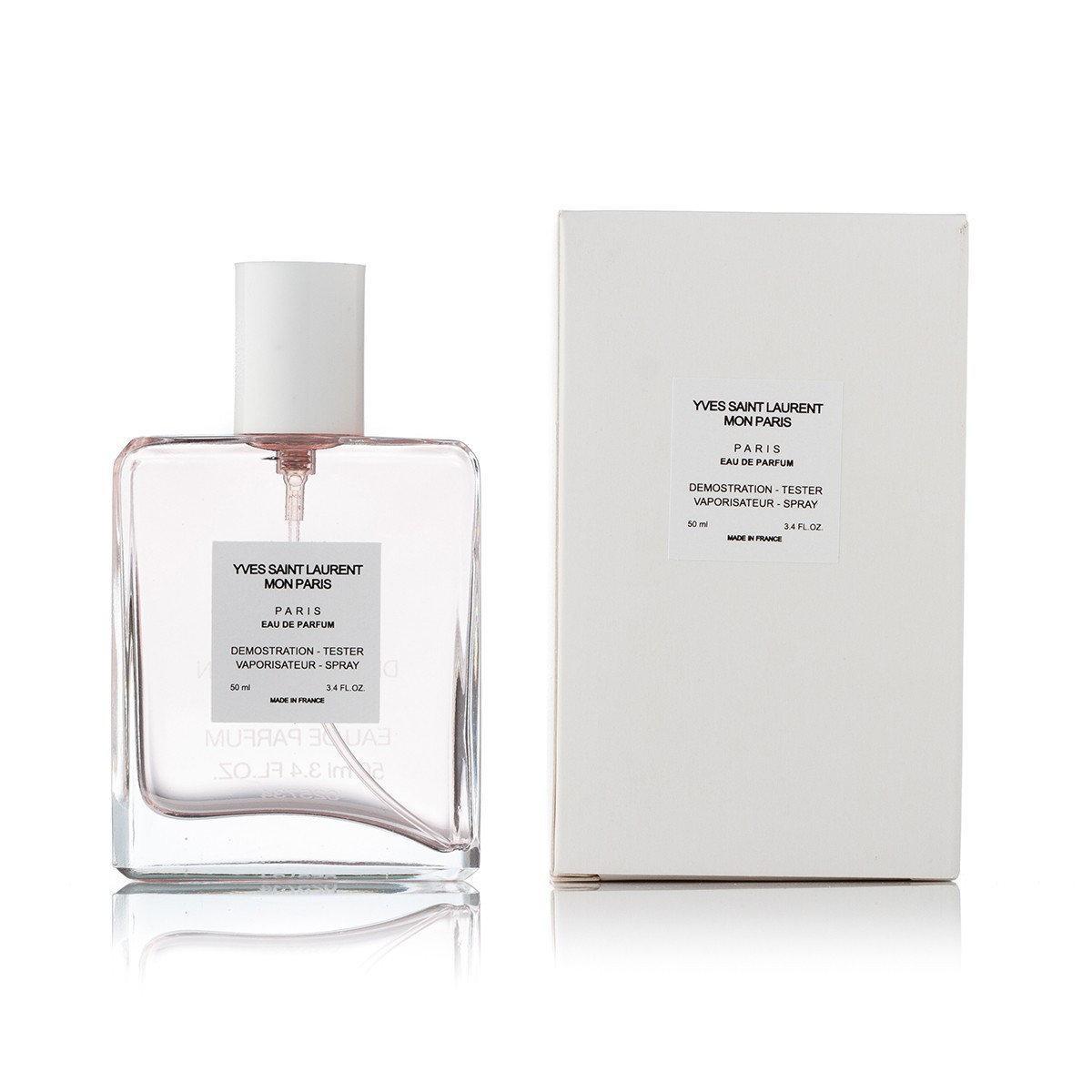 Женская парфюмированная вода Yves Saint Laurent Mon Paris (ив сен лоран мун париж) тестер 50 мл (реплика)