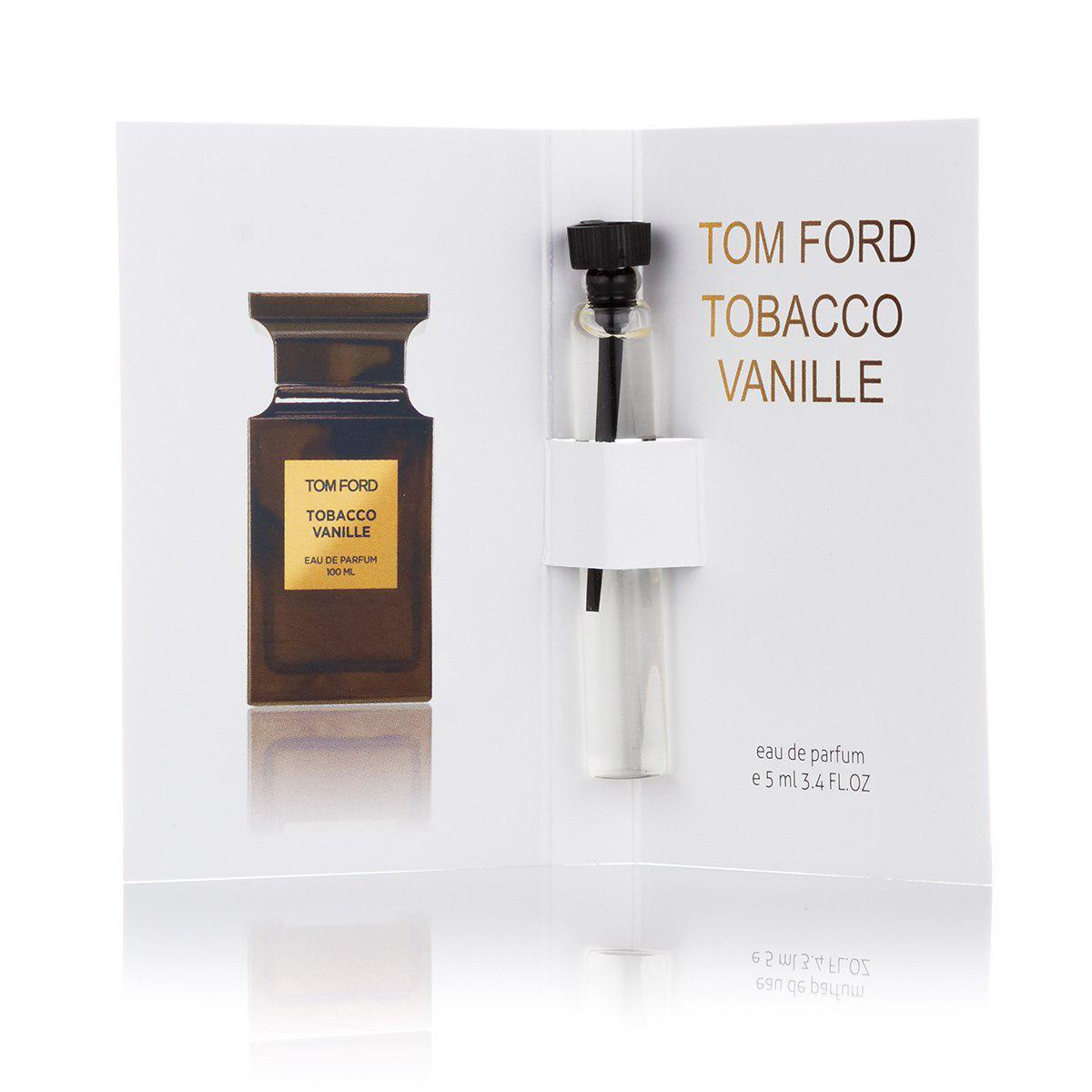 Tom Ford Tobacco Vanille парфюм унисекс тестер пробник 5 ml (реплика)