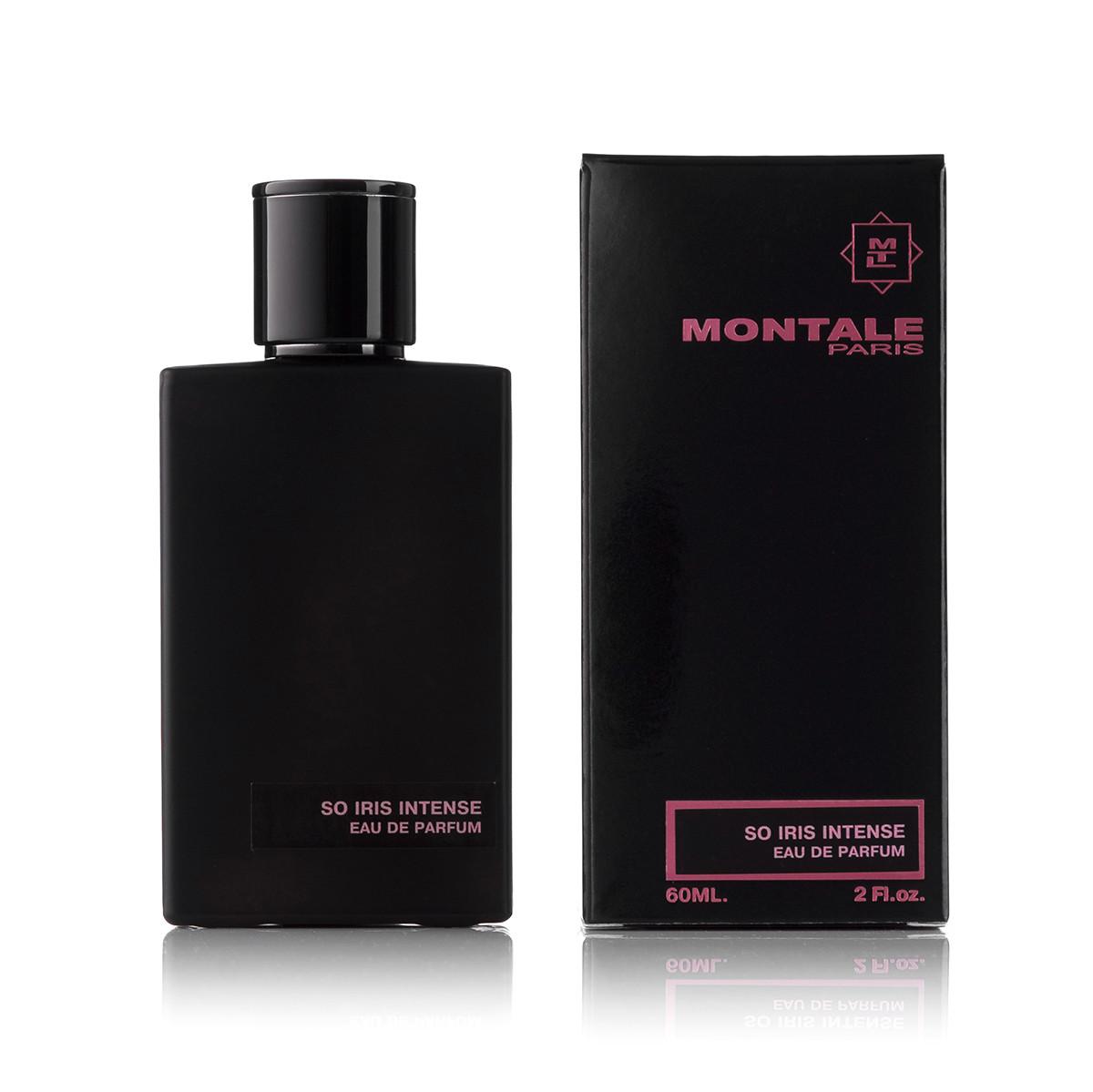 Montale So Iris Intense (монталь соу ирис интенс) парфюмерия женская тестер 60 ml (реплика)
