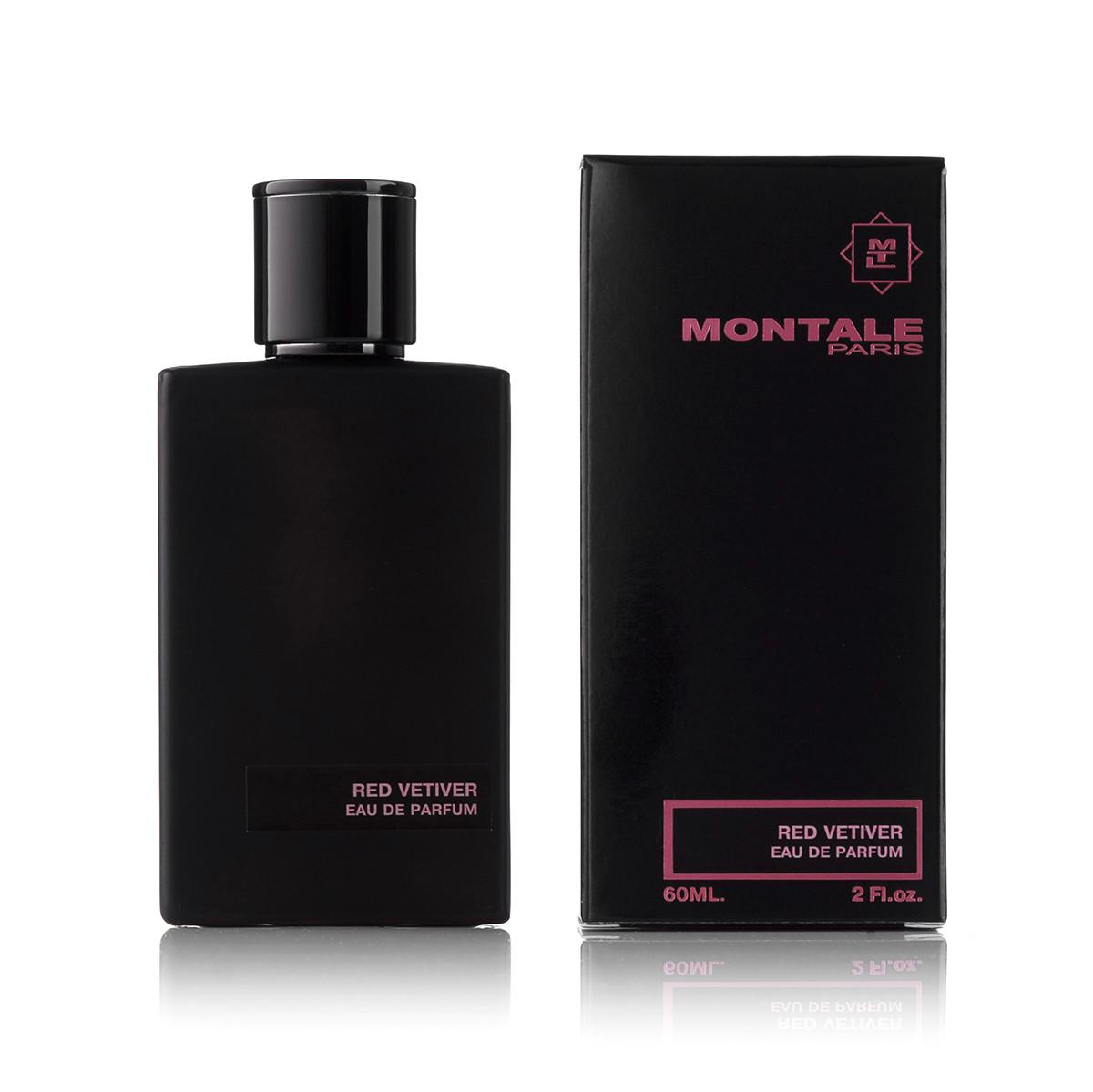 Montale Red Vetiver парфюмерия женская тестер 60 ml с феромонами в цветной упаковке (реплика)