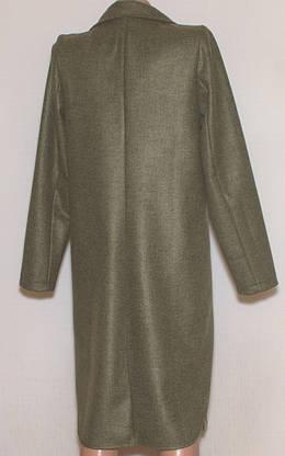 Кардиган-пальто з щільного трикотажу (42-48), фото 2