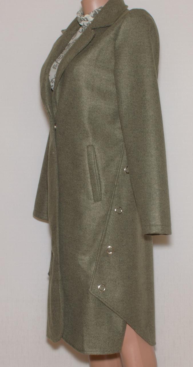 Кардиган-пальто з щільного трикотажу (42-48)