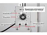 Настольный пресс для горячего тиснения WT-90AS нагревательная поверхность 10x13 см, фото 6