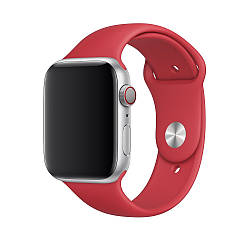 Ремінець Silicone Sport Band для Apple Watch Red