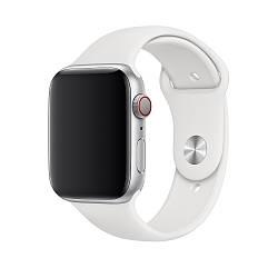 Ремінець Silicone Sport Band для Apple Watch White