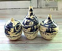 Набор интерьерных ваз рисованный, фото 1