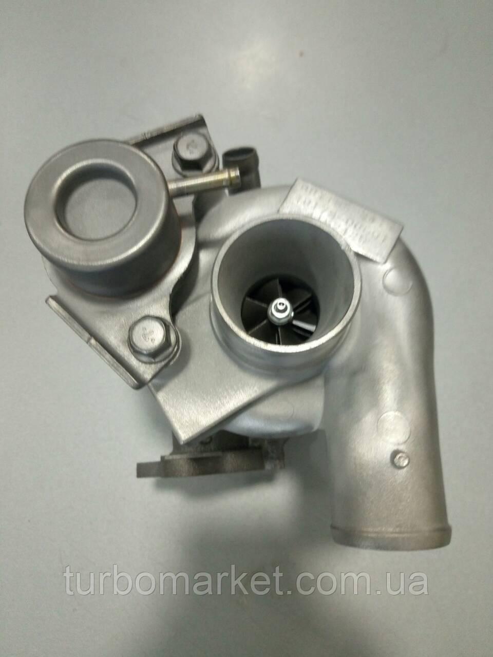 Турбина турбокомпрессор Opel Astra 1.7 опель астра  / Opel Combo, опель комбо 1.7  49173-06501 49173-06500