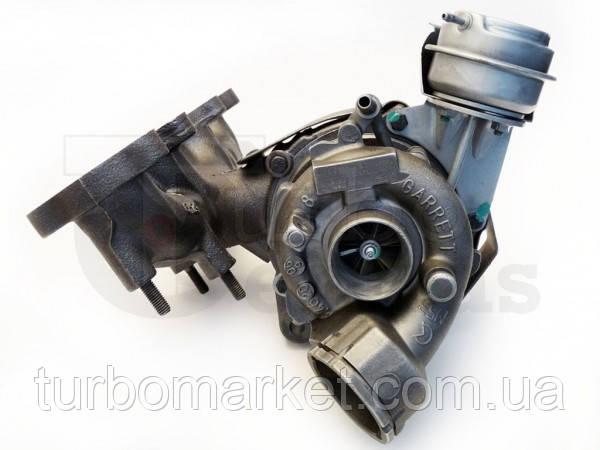 Турбина на Audi / VW Golf / VW Passat 2.0 TDI 756867-0001, 756867-0002, 756867-0003, 756867-0006