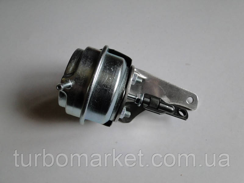 Актуатор турбины, вакуум турбины, клапан турбины, электронный блок турбины GT1549V, BMW, 2.0D