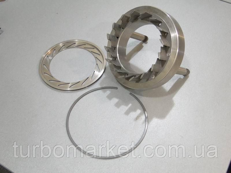 Геометрия турбины HY55-2 HOLSET, IVECO CURSOR 10, КУРСОР 10