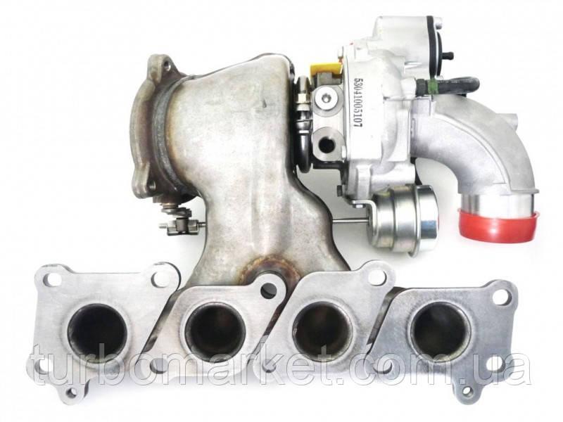 Новая турбина на Ford Mondeo / S-Max /Galaxy 2.0 53039700259 / 53039980505