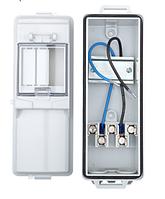 Розподільна коробка для опор освітлення, бокс під автомати опори освітлення CMDV-1 (аналог TB1), Sicame