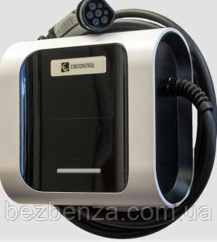 Зарядная станция CIRCONTROL eNext basic S 7,4 кВт,32А, 230В Bluetooth+App, L-5m  type1
