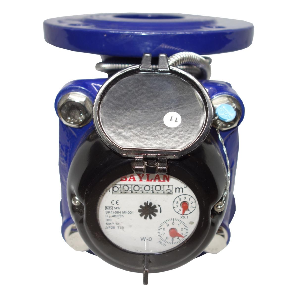 Счетчик ирригационный для поливной воды W 4i 150  Baylan (Турция)