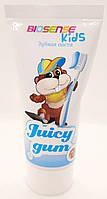 """Зубная паста детская """"Juicy Gum"""", 50 мл/ Biosense / """"Биотон"""""""