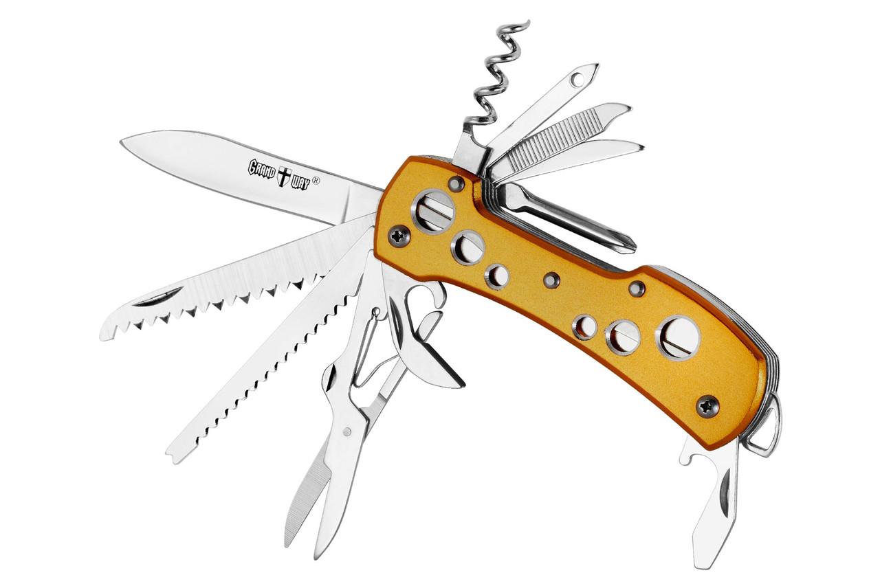 Нож многофункциональный 100015