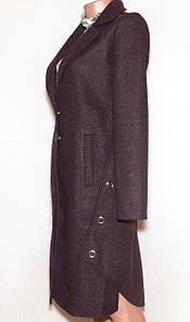 Пальто-кардиган без підкладки (42-48)