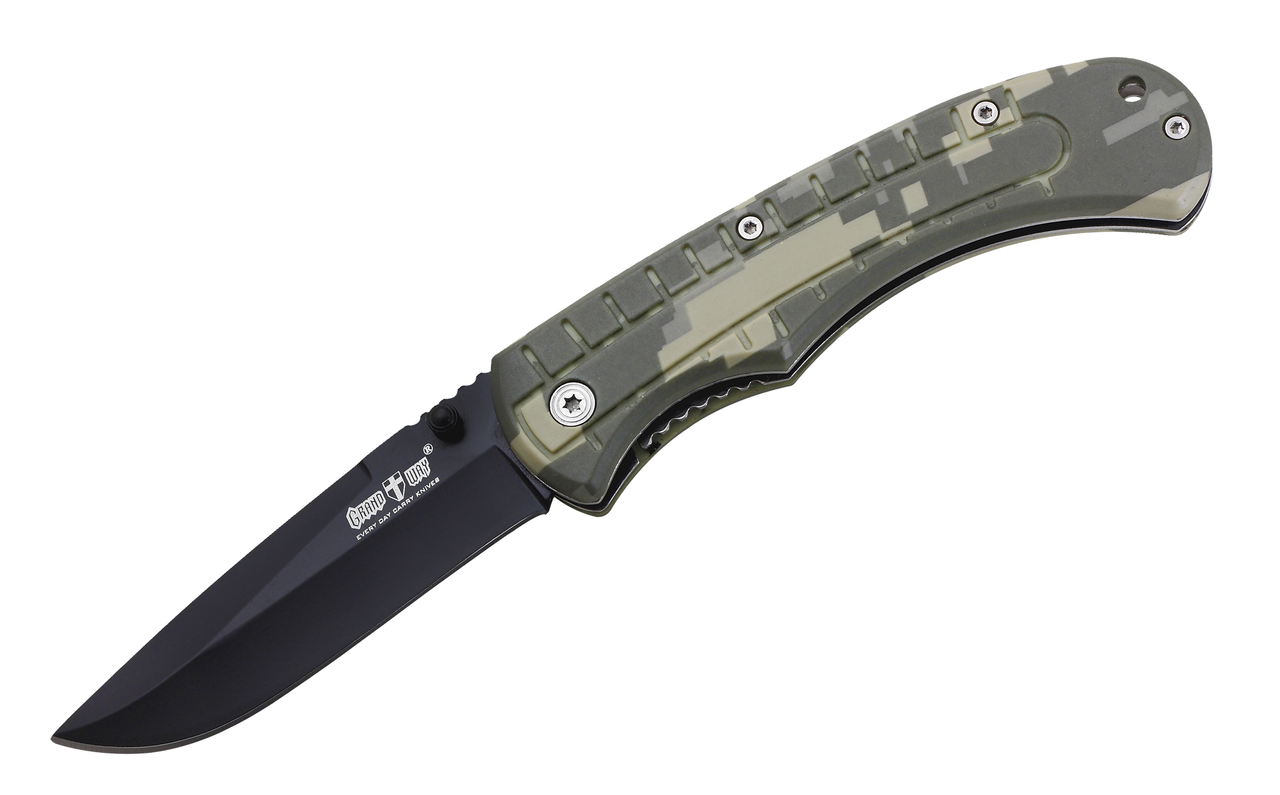 Нож складной E-27