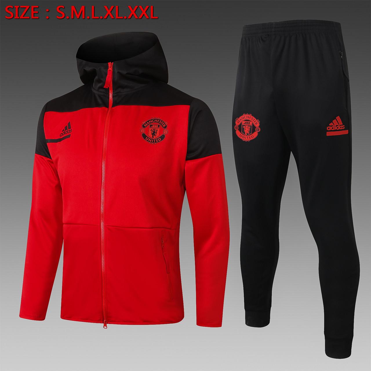 Спортивний тренувальний костюм Манчестер юнайтед Manchester United 20-21
