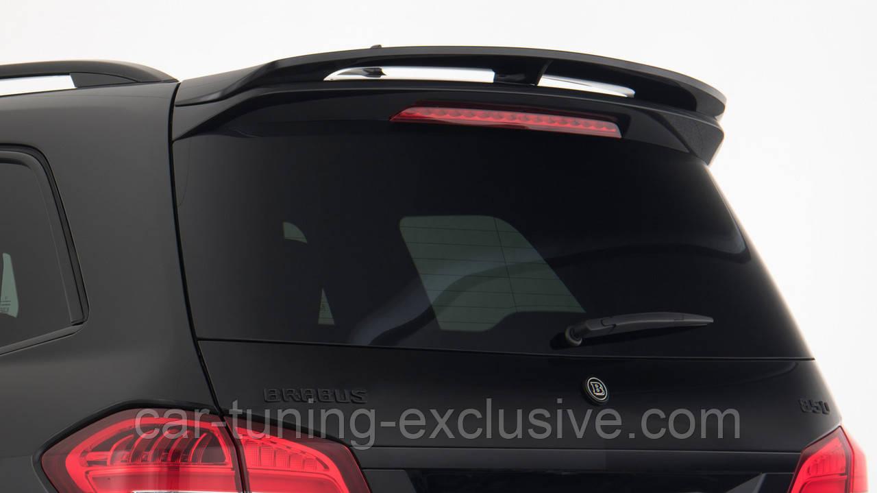 BRABUS rear spoiler for Mercedes GLS-class X166