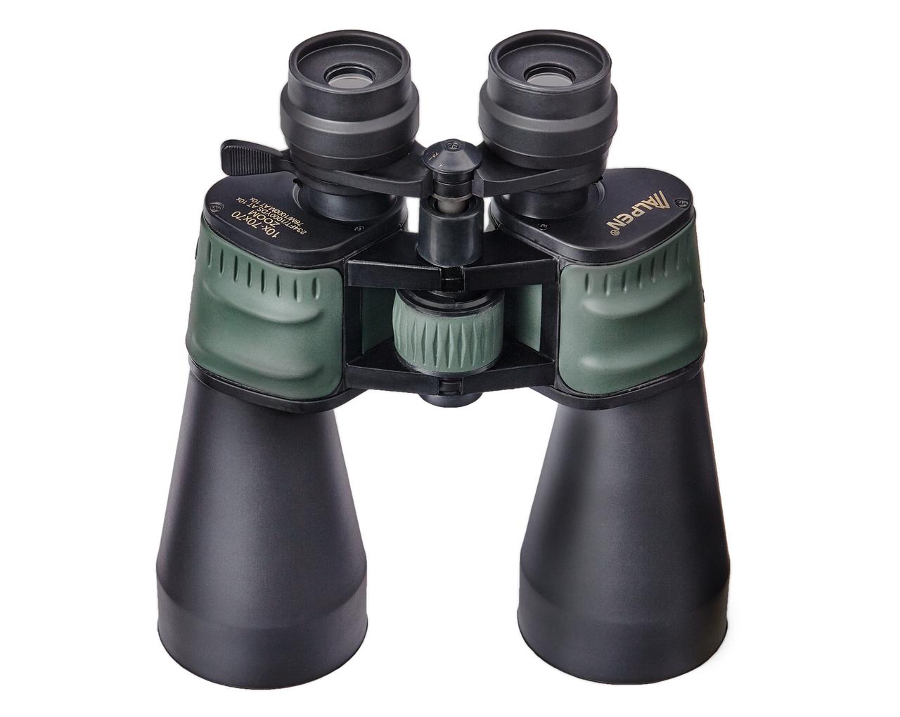 Бинокль 10-70x70 - ALPEN противоударный