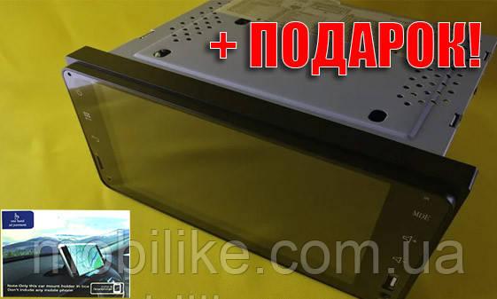 ПОДАРУНОК! Автомобільна магнітола Pioneer Pi-607 GPS WiFi 4 Ядра 16 Гб Android 8.1! Toyota universal