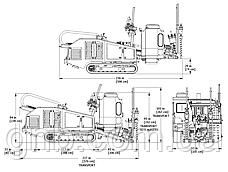 UNI 36x50 S3 Directional Drill, фото 2