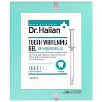 Гель для отбеливания зубов May Island Dr. Haiian 7Days Miracle Tooth Whitening Gel, 7шт*1g
