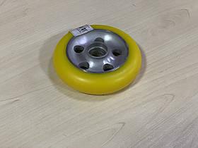 Колеса для самоката трюкового, 100мм, 1 шт. (PU, алюміній)