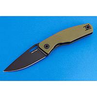 Нож складной Terra Olive Green- 7452