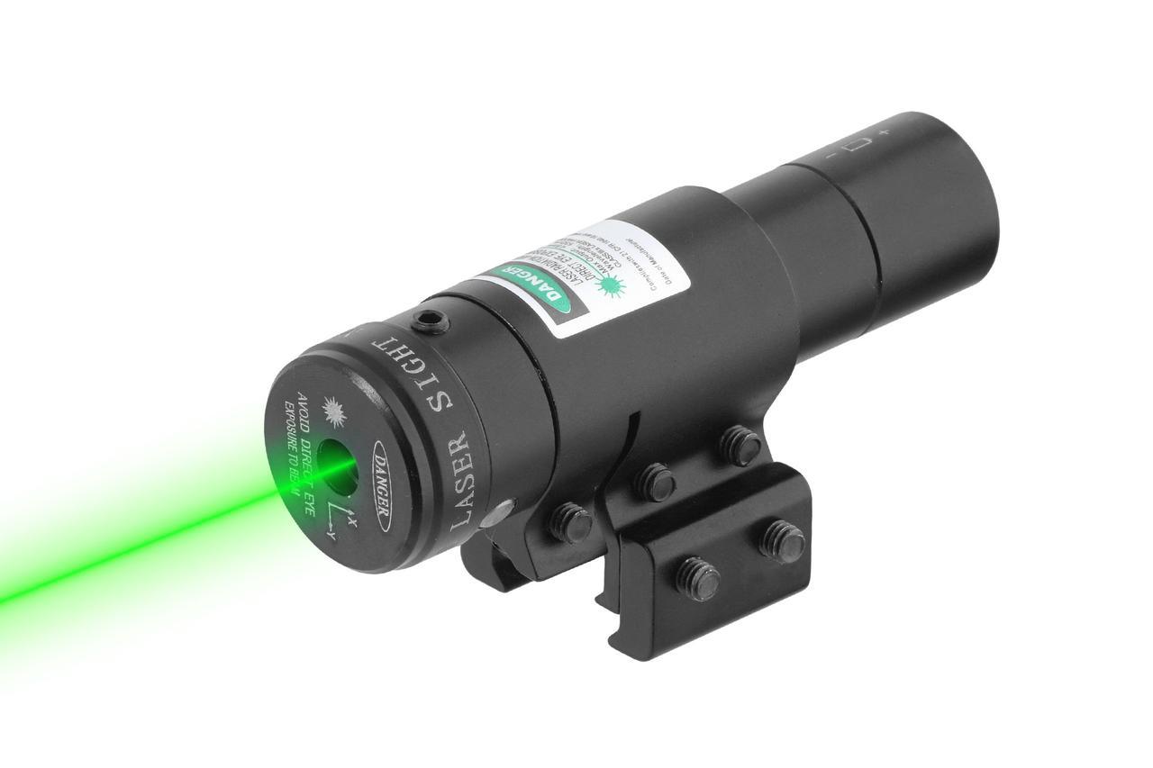 Лазерный целеуказатель JG8/G (зеленый луч)