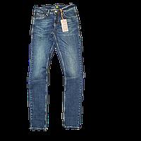 Джинсы мужские Узкие Franco Benussi 21-471 с 36 ростом синие