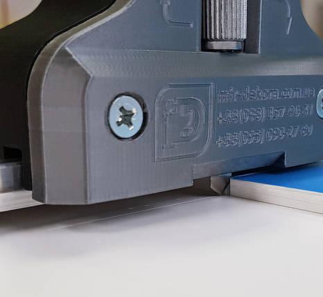 Резак роликовый для ПВХ и акрила с рельсой, до 6 метров рез, фото 2