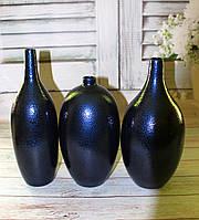 Набор интерьерных ваз Антик Блу, фото 1