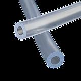 Трубка прозрачная ПВХ д.14х7, фото 2