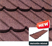 Композитная металлочерепица Metrotile Mistral (Мистрал)